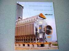 Airstream Grain Dryer Literature Items