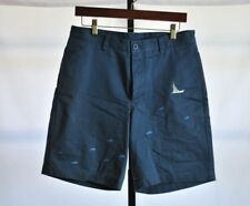 Vineyard Vines Blue Embroidered Casual Shorts Men's Sz 30