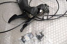 Shimano HYDRAULIC Mechanical Shifters st rs685 br805 flat mount calipers ultegra