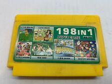 Super Mario 198 in 1 game 8 bit Famicom, Dendy, Retron 5 Famiclone Nintendo 3
