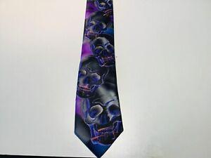 Jerry Garcia Mens Silk Fashion Designer Brand Necktie Ties JG-8063
