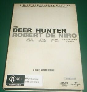 The Deer Hunter: 2 Disc DVD - Screenplay Edition - Excellent Condition