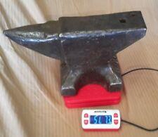 ++  50 lb. VULCAN BLACKSMITH ANVIL keyword Forge Iron
