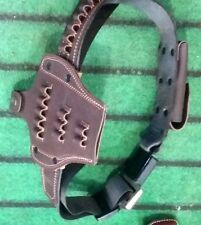 WoW Handcrafted holster for tokarev T-33 pistol with style and beauty.