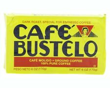 Cafe Bustelo Cuban Espresso Ground Coffee 6 oz 170 g