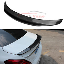 Real Carbon Fiber Rear Wing Spoiler Fit For Mercedes-Benz S Class W222 2014-2018