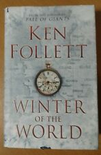 Winter of the World by Ken Follett (Hardback, 2012)