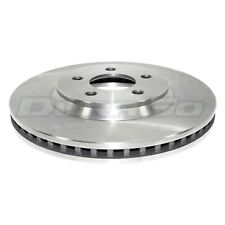 Disc Brake Rotor Front IAP Dura BR54134 fits 05-14 Ford Mustang