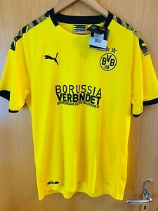 Borussia Dortmund Trikot XL Borussia Verbindet gegen Rassismus BVB 09 Puma NEU