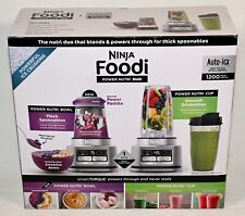 Ninja SS101 Foodi Power Nutri Duo Smoothie Bowl Maker and Personal Blender 1200W