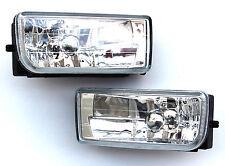 BMW 3 Series E36 1990-2000 Lámpara de luz de niebla delantera Luces De Niebla LH + RH un conjunto de Cristal