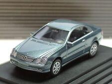 Wiking Mercedes CLK Coupe, IAA 2003, türkis-met. - lim.320 Stk.,  PC 1331 - 1/87