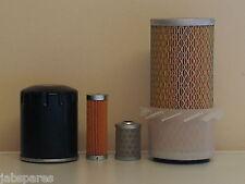 Hanix H22-B w/Mitsubishi L3E Eng. s/n H2200201> Filter Service Kit