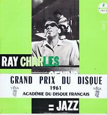 LP RAY CHARLES GENIUS+SOUL=JAZZ