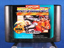 Sega Genesis Street Fighter II Special Champion Edition