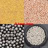 1 Pot High Quality 0.4-3mm Metal Caviar Nail Art Beads Ball Gems Decals DIY