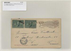 US - Used Postcard Lot # 31