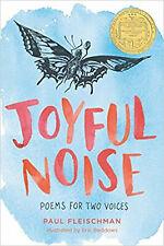 Joyful Noise, Excellent, Fleischman, Paul Book