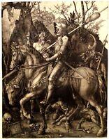 Felicien Rops 1882 Satan Sowing Tares Devil 7x5 Inch Print