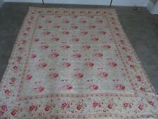 More details for large antique durham handmade quilt