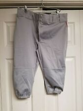 UNDER ARMOUR MENS KNICKER BASEBALL PANTS       SIZE     LARGE