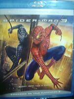 Spider-Man 3 (Blu-ray Disc, 2012) WORLD SHIP AVAIL