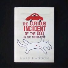 The Curious Incident of the Dog in the Night-Time by Mark Haddon - 1st/Ed