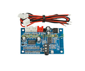 NEW Bluetooth 4.2 Amplifier Audio Board Stereo 15W*2 Two Channel Amplificador