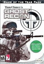 Tom Clancy's Ghost Recon: Game Of The Year Edition - PC Red Storm Entertainment