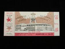 July 11, 1967 MLB All Star Game @ Anaheim Stadium Ticket Stub