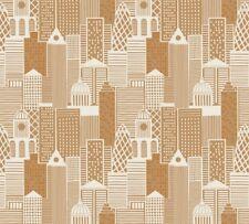 Lewis & Irene - 'City Nights' City Buildings - Copper