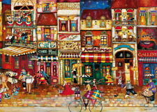 Ravensburger - Streets of France Puzzle 1000pc