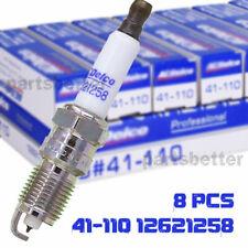 8pc Iridium Spark Plugs 12621258 41 110 For Chevrolet Buick Hummer Gmc