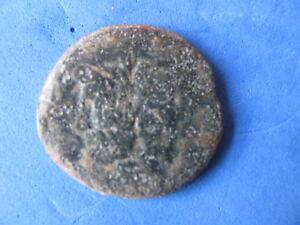 NICE!!-  Roman Republic Janus / Prow minted after 211 B.C.