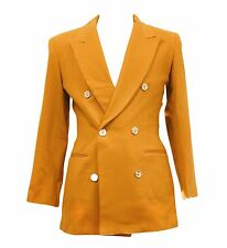 Women's Tangy Mandarin Size 8 100% Wool California STYLE Jacket Blazer Suit Top