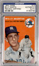 1954 Topps #13 Billy Martin - VG-EX - N.Y. Yankees - PSA/DNA Authentic Auto
