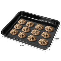 CANNON Oven Baking Tray Cooker Genuine Grill Drip Pan CREDA (360mm x 315mm)