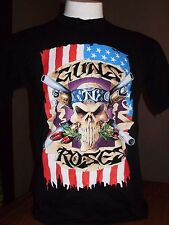 TRUE VINTAGE 1991 GUNS N ROSES double sided USE YOUR ILLUSION TOUR SHIRT brockum