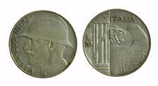 174) Regno Vittorio Emanuele III (1900-1943)  20 Lire 1928 Elmetto