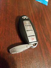 Infiniti TWB1U772 OEM 4 Button Key Fob
