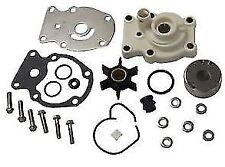 Water pump kit impeller 20 25 35 hp '80-'05 Johnson Evinrude 0393630 393630