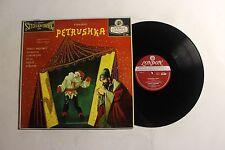 STRAVINSKY Petrushka Original LP CS6009 US 1959 VG+ Blue Back Audiophile! 14A/Q