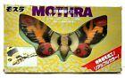 Mothra Imago Bandai Japan RARE VINTAGE 1992 Figure with Box Battra Godzilla vs.