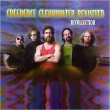 CREEDENCE CLEARWATER REVISITED - Recollection: Live  (3-LP)