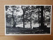 Postcard Myrtle Park Bingley  unposted   XC3