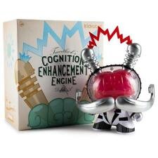 """Kidrobot x Doktor A 8"""" COGNITION ENHANCER DUNNY - RITZY Brand New Red"""