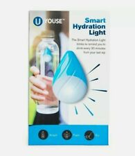 Smart Hydration Light Tracker For Water H20 Bottles Reminder Every 30 Mins Gym