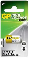 Gp476a-c1 GP Batteries Battery Alkaline 476a 6v