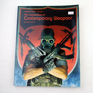 Compendium of Contemporary Weapons by Maryann Siembieda (1993, Palladium, RPG)