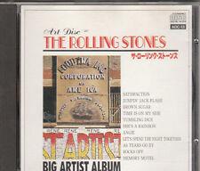 THE ROLLING STONES - Big artist album - CD JAPAN USATO BUONE CONDIZIONI